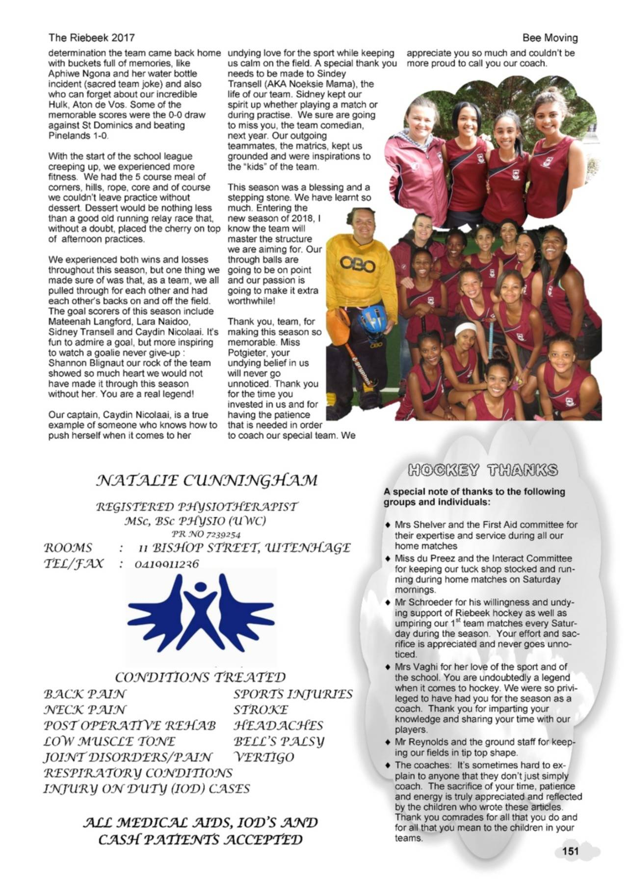 riebeek magazine all sectionspage151