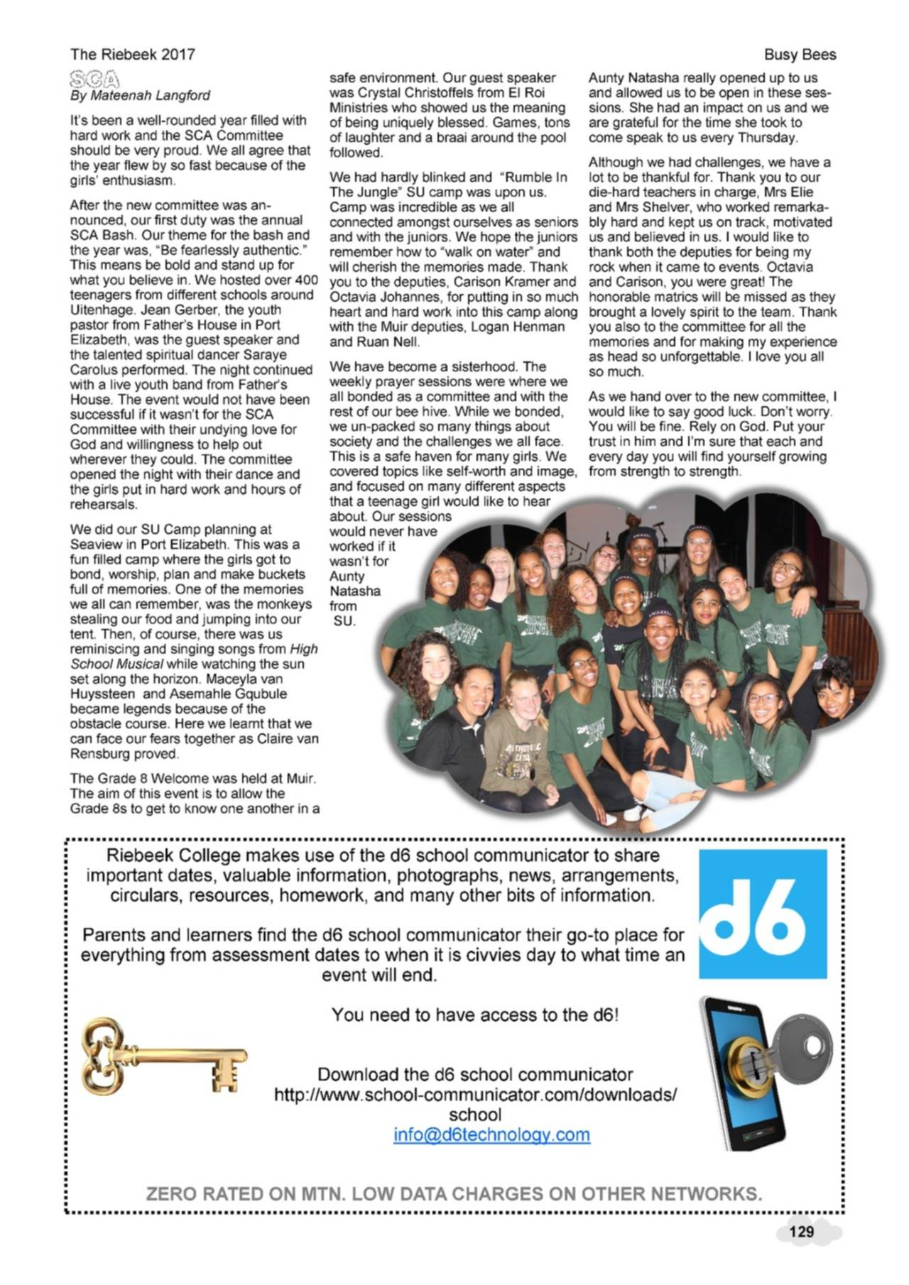 riebeek magazine all sectionspage129