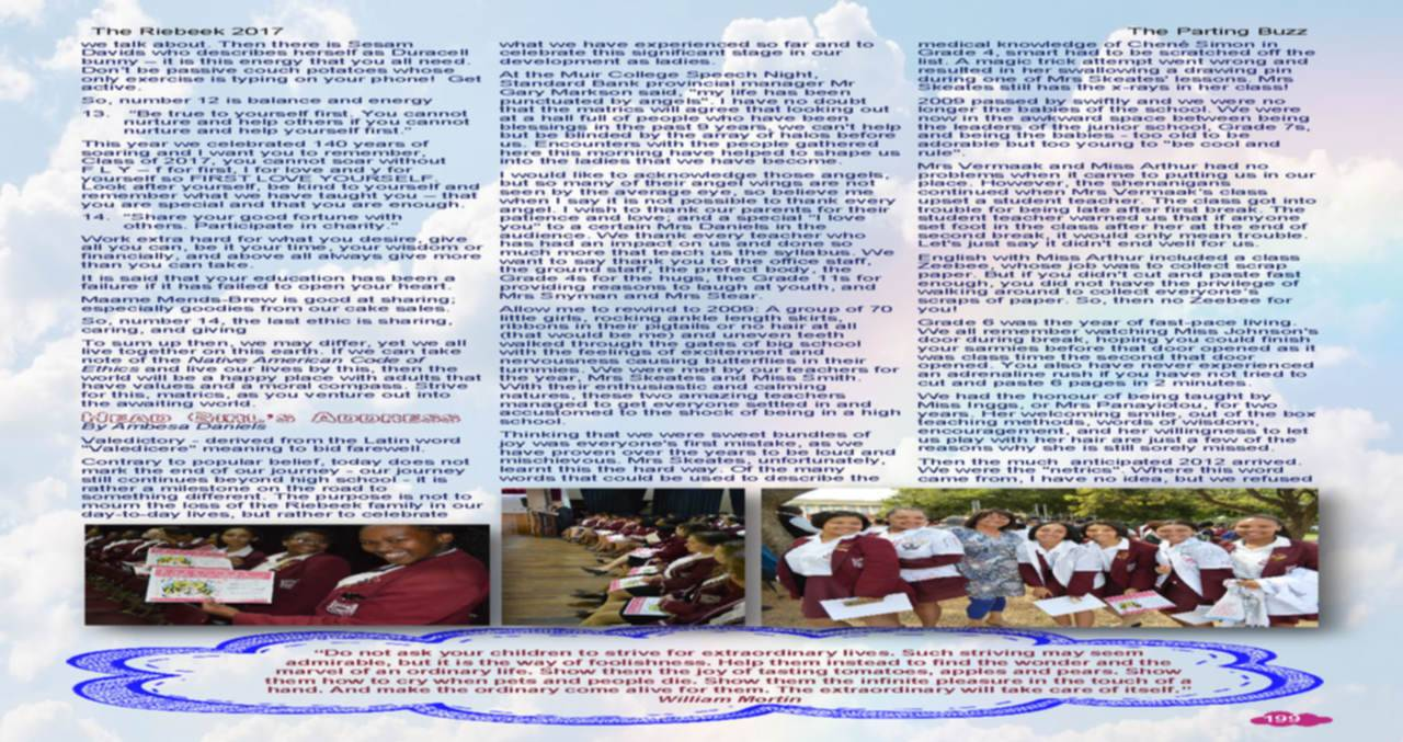 riebeek magazine all sectionspage199
