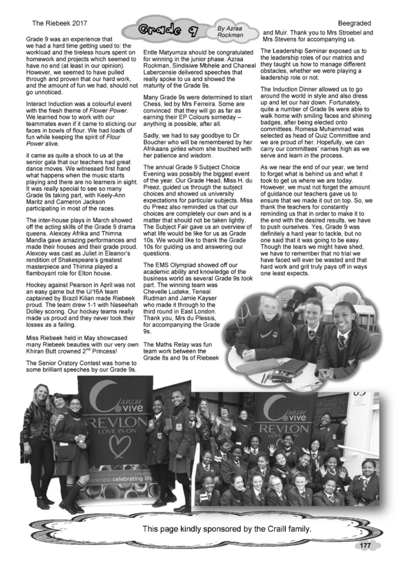 riebeek magazine all sectionspage177