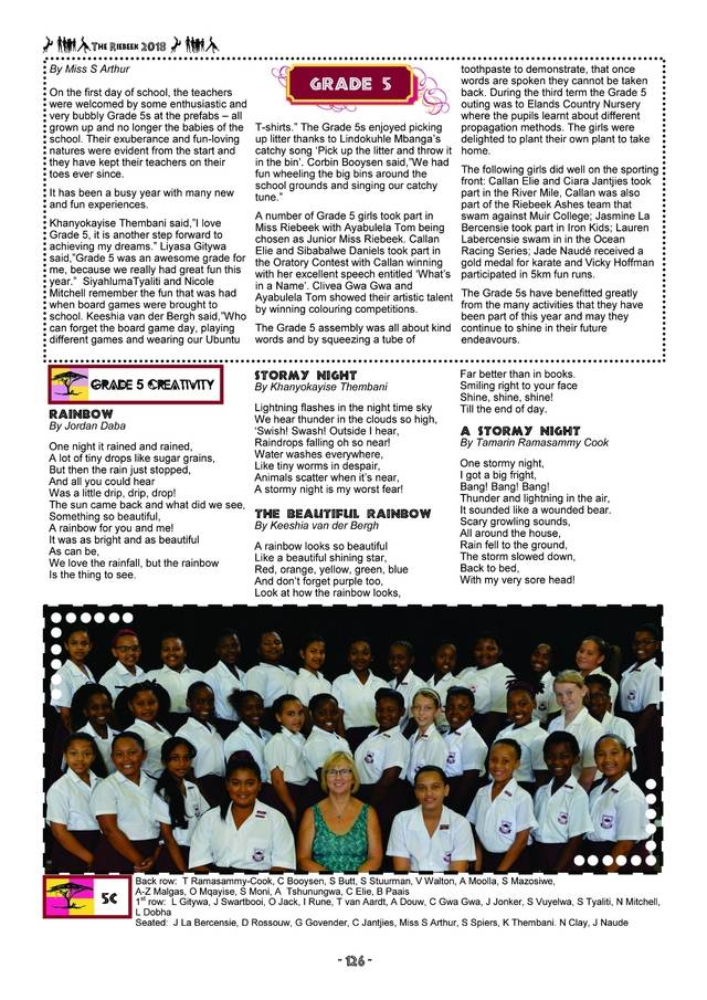 riebeek magazine black and whitepage090