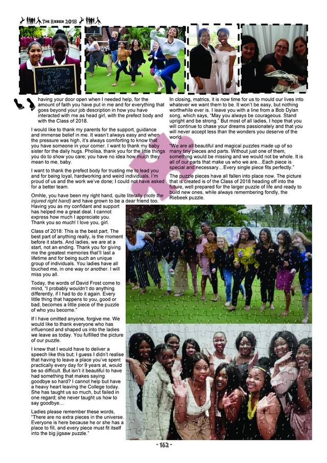 riebeek magazine black and whitepage126