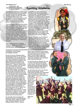 riebeek magazine all sectionspage155